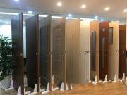 4 mẫu cửa nhựa giả gỗ đẹp hiện nay