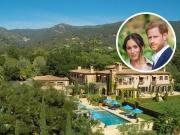 Biệt thự sang chảnh 14,7 triệu USD của vợ chồng hoàng tử Harry mới tậu