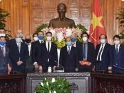 Việt Nam sắp đón dòng vốn 350 triệu USD từ đoàn doanh nghiệp nước ngoài
