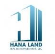 Công ty Đầu tư Địa ốc Hana Land