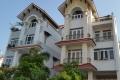 Cho thuê biệt thự Him Lam Quận 7, căn góc, nhà rất đẹp, cho thuê 2500$/tháng