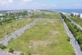 Đất biển Hội An lô 400m2 đường 17m5, mặt tiền hướng sông Hoài.