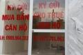 Căn cho thuê căn hộ Khang Gia Tân Hương, giá 6tr/tháng. LH: 0977701063 – 0918334393