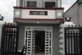 Nhà 1 trệt 1 lầu, 120m2, sổ hồng riêng, thố cư, Thới Hòa, BD