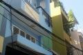 cho thuê nhà HXH đường Nguyễn Kim P6 Q10 - 1 trệt 3 lầu sân thượng