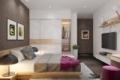 Cho thuê căn hộ 1PN 46m2 dự án Jamona City Quận 7. Mới nhận nhà, dọn vào ở ngay.
