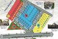 Đất nền giá rẻ trung tâm thị trấn Rạch Kiến, đối diên trường học Long Hòa