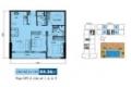 Bán huề vốn, căn hộ cao cấp, 3pn, 85m2, thô, giá chỉ 3,5 tỷ - Orchard Parkview