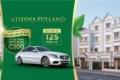 shophoues rẻ nhất mặt đường nguyễn xiển giá chỉ từ 130tr/m2