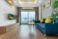 Nhà mới nhận, cần cho thuê căn chung cư 2PN - DT: 90m2 tại dự án Gold View Quận 4.