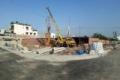 Sang lại lô đất lưng chợ Thuận Đạo, 154m2, giá 500tr nhận nền xây ngay, thổ cư 100%