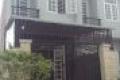 Bán nhà 1 lầu hướng Đông Bắc: 3PN, 2WC 100m2 SHR Hưng Long-Bình Chánh