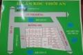 Đất ngay KDC Phú Nhuận chỉ có 22,5tr/nền ngay đường LÊ THỊ RIÊNG