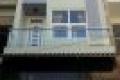 Tôi cần bán căn nhà gần chợ BÌNH CHÁNH,mặt tiền QL1A.DT 75m2.SHR.