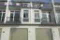 Chính chủ cần bán nhà phố 1 trệt 2 lầu 75m2 MT 824