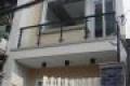 Bán gấp nhà mới xây, cc, sh, đường hương lộ 80