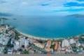 Căn hộ TT Nha Trang, 2 PN, 70m2 giá 2,3 tỷ, view biển Trần Phú hút khách đầu tư