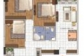 Cắt lỗ căn hộ 91m2, 3PN- Chung cư 234 Hoàng Quốc Việt, giá 26.5tr/m2, tầng 10