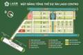 Lago Centro mở bán 100 suất nội bộ đất nền sổ đỏ tại Bến Lức