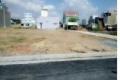 Bán đất dự án ngay chợ bình chánh 2 mặt tiền 90m2 450tr