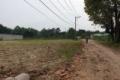 Cần bán gấp lô đất đường Nguyễn Văn Khạ, Củ Chi, DT: 140m2, giá 5tr/1m, shr, XD được ngay