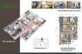 Căn hộ 3PN dt 85 m2 giá 2.2 tỷ nhận nhà T11/2019 Q. Hoàng Mai