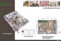 Bán căn hộ 3PN - 80 m2 chỉ 2 tỷ - Quận Hoàng Mai, HN
