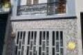 Bán nhà quận Bình Tân 4 x 10 hẻm 6m thông mặt tiền, giá 3,6 tỷ