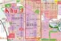 Đất khu I, J, K, L khu đô thị Mỹ Phước 3, mặt tiền đường nhựa tối thiểu 16m, sổ hồng riêng.