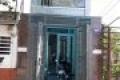 Bán nhà 2 mặt tiền hẻm 6m thông đường Tân Trụ