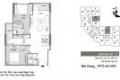 Chính chủ bán căn hộ số 08 tòa M1 Mipec City View Hà Đông LH 0972461892