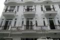Nhà mới xây Q12 – Gần Tô Ngọc Vân – 1Trệt, 2 Lầu, 3WC,4PN.