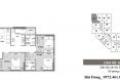 Bán căn 3PN Đông Nam 83m2 tầng 14 Mipec City View giá chỉ 1.512 tỷ LH 0972461892