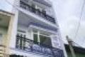 Cần bán nhà  1 trệt 2 lầu ,75m2,đường Phan Văn Hớn ,SHR