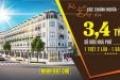 Central Residence Thủ Dầu Một, 3,4 tỷ/căn 3 tầng hoàn thiện, mặt tiền 30/4, ngay Coop Mart Lh 0903.194.914