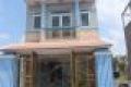 Nhà xây mới móng 3 tấm rưỡi, đúc thật DT 94m2 ngay Khu Đô Thị Mới Bình Chánh - Đinh Đức Thiện 1,2tỷ