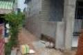 Nhà HÓC MÔN  1T1Lgiá rẻ, DT 80m2, 1xẹt đường PHAN VĂN HỚN
