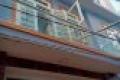 Nhà chính chũ đúc 2 tấm mặt tiền đường liên khu 5-6