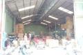 Cho thuê xưởng 500m2. Mặt tiền đường xe container đi, khu vực Hưng Long - Bình Chánh