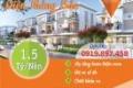 Đất dự án Garden House đã có sổ, mặt tiền đường giá chỉ 1t5. Liên hệ 0919.897.458