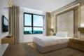 Bán lại căn hộ cao cấp, đầy đủ nội thất, sổ đỏ chính chủ, 2 phòng ngủ tại Hạ Long