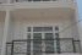 nhà  2 lầu 4,5x20 có 5pn như hình, sổ riêng, gần ngã 3 tân quý