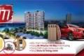 Căn hộ ngay trung tâm hành chính Thuận An, view sông Sài Gòn, 19tr/m2, SHR