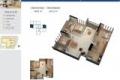 [ebu.vn] Goldmark city bán căn hộ R1 căn góc 3pn, view quảng trường ruby