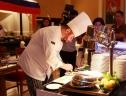 Tuần lễ ẩm thực Nga lần đầu tiên tại Hà Nội