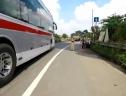 CSGT không được quyền xử phạt khi xe vào đường cong không bật xi nhan