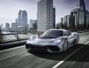 Mercedes-Benz trình làng kiệt tác xe đua dạo phố AMG Project One