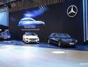 Tổng quan gian hàng Mercedes-Benz tại VIMS 2017