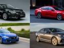 Video: Top 6 mẫu xe Sedan trong tầm giá 1 tỷ đồng