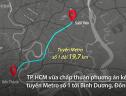 Hơn 21.000 tỷ kéo dài metro số 1 đến Bình Dương, Đồng Nai